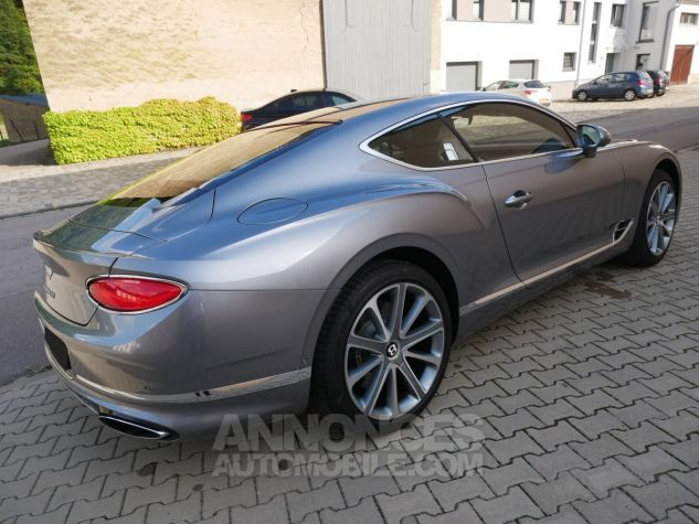 Bentley Continental GT Pack City, Pack Touring, Bang & Olufsen, Rotating Display Argent Hallmark Occasion - 3