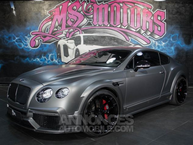 Bentley Continental GT V8 S ONYX GRIS MAT Occasion - 1