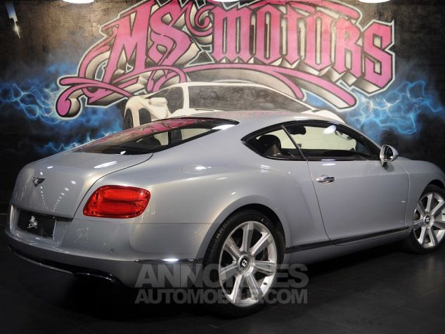 Bentley Continental GT W12 COUPE  GRIS METAL  Occasion - 4