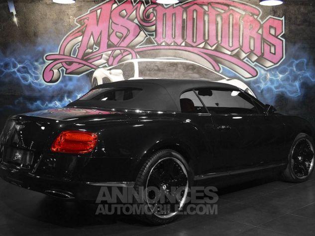 Bentley Continental GTC V12  NOIR METAL Occasion - 6