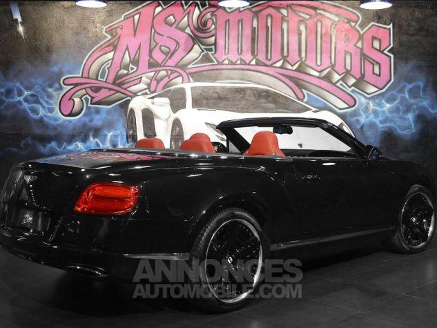 Bentley Continental GTC V12  NOIR METAL Occasion - 7