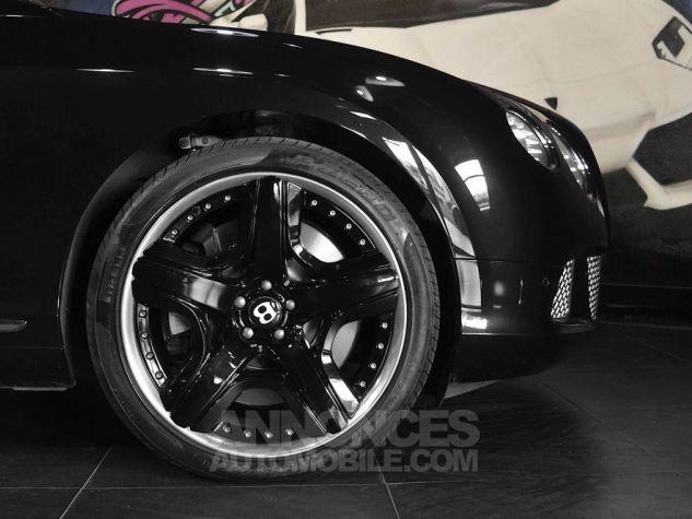 Bentley Continental GTC V12  NOIR METAL Occasion - 8