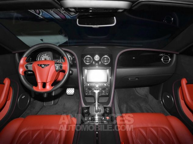 Bentley Continental GTC V12  NOIR METAL Occasion - 12