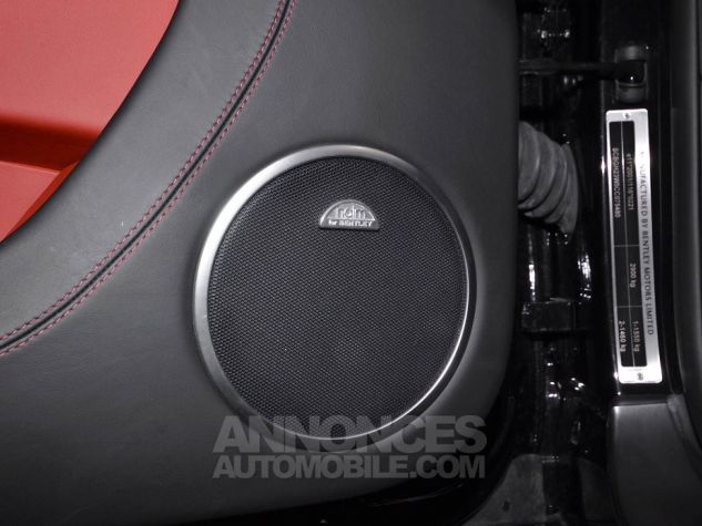 Bentley Continental GTC V12  NOIR METAL Occasion - 14