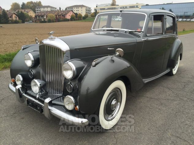 Bentley Mark VI Saloon RHD Vert Occasion - 0