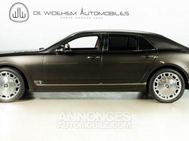 Bentley Mulsanne ii 2 II 2 Gris Fonce Occasion - 1