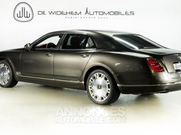 Bentley Mulsanne ii 2 II 2 Gris Fonce Occasion - 2