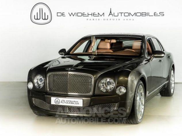 Bentley Mulsanne ii 2 II 2 Gris Fonce Occasion - 3