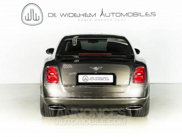 Bentley Mulsanne ii 2 II 2 Gris Fonce Occasion - 5