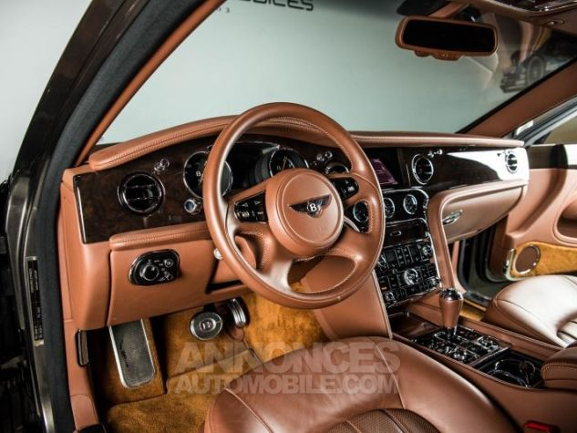 Bentley Mulsanne ii 2 II 2 Gris Fonce Occasion - 7