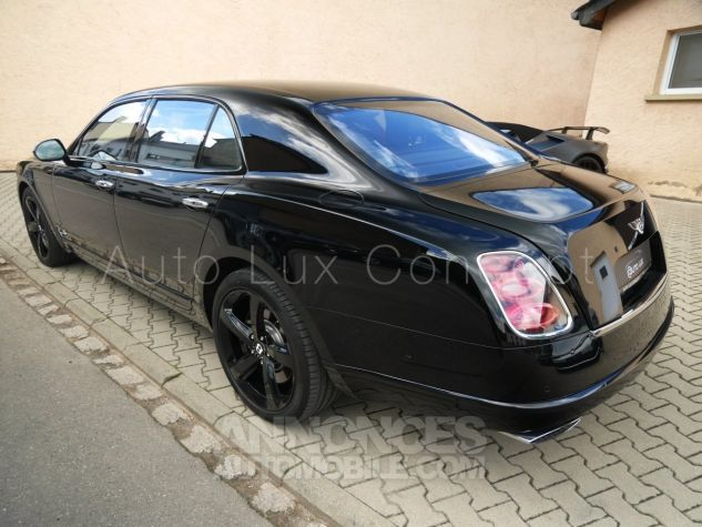Bentley Mulsanne Speed Beluga Edition, ACC, Caméra, Carbone Beluga Occasion - 4