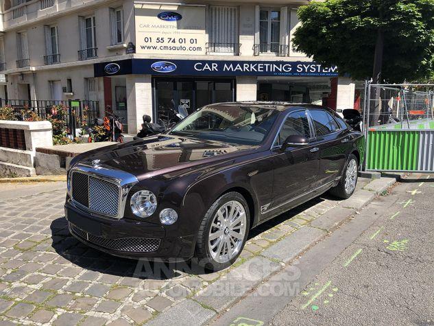 Bentley Mulsanne V8 6.75 512 ch A Noir Occasion - 0