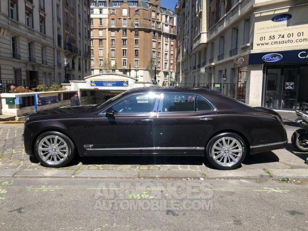 Bentley Mulsanne V8 6.75 512 ch A Noir Occasion - 1