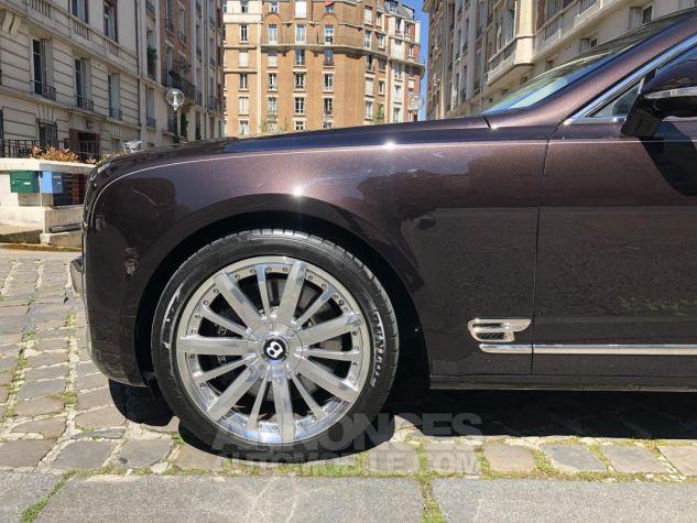 Bentley Mulsanne V8 6.75 512 ch A Noir Occasion - 5