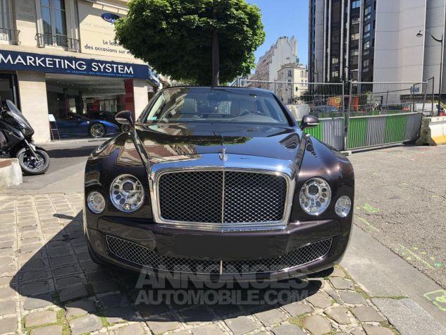 Bentley Mulsanne V8 6.75 512 ch A Noir Occasion - 10