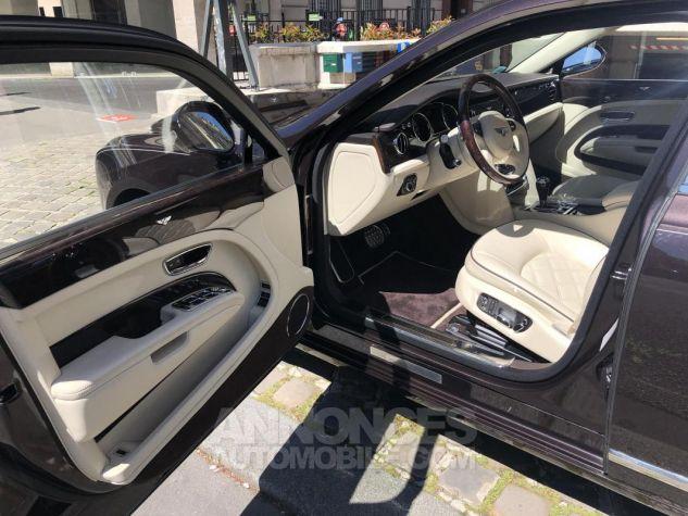 Bentley Mulsanne V8 6.75 512 ch A Noir Occasion - 36