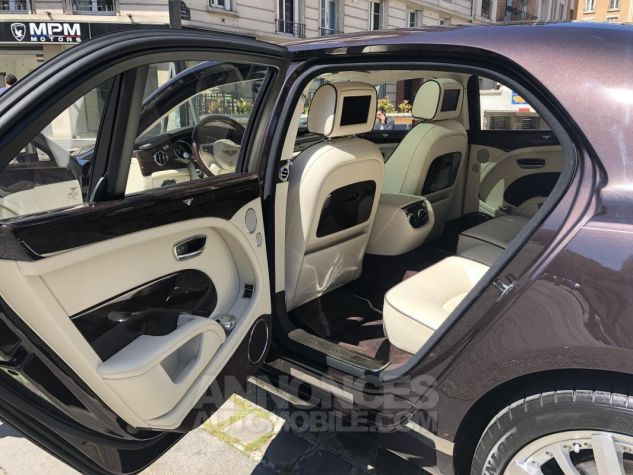 Bentley Mulsanne V8 6.75 512 ch A Noir Occasion - 37