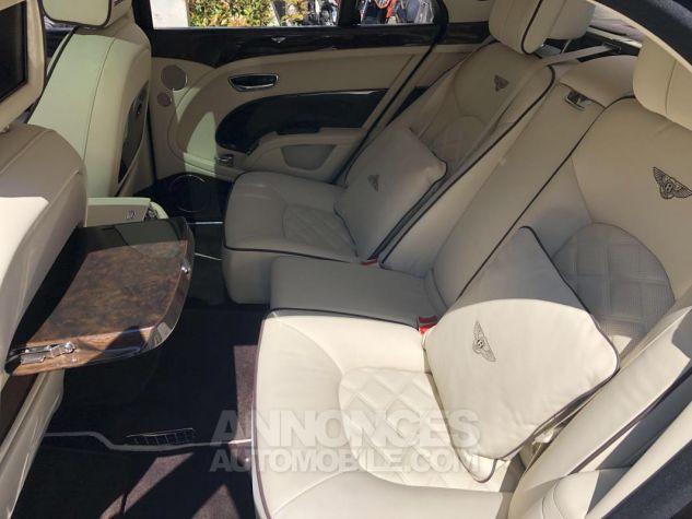 Bentley Mulsanne V8 6.75 512 ch A Noir Occasion - 48
