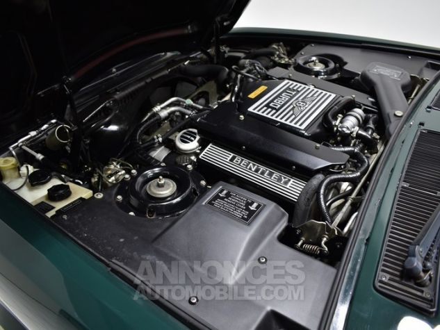 Bentley Turbo R S Racing Green 953 Occasion - 39