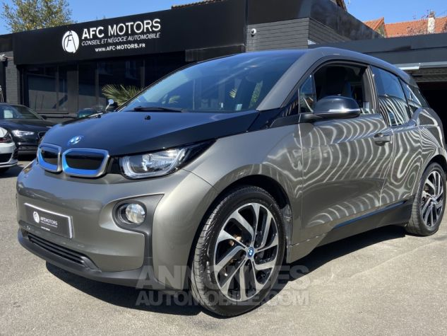 BMW i3 170 ch UrbanLife Atelier  PlatinSilver Occasion - 0