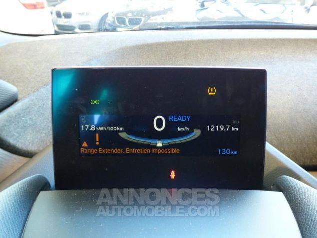 BMW i3 170ch 94Ah REx iLife Loft Fluid Black pour Black Edition Occasion - 12