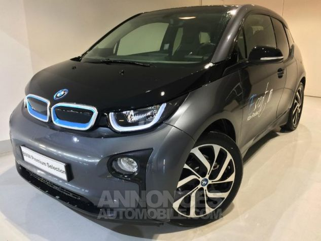 BMW i3 60Ah REx Urban Life Lodge Mineral Grey metallise avec li Occasion - 0