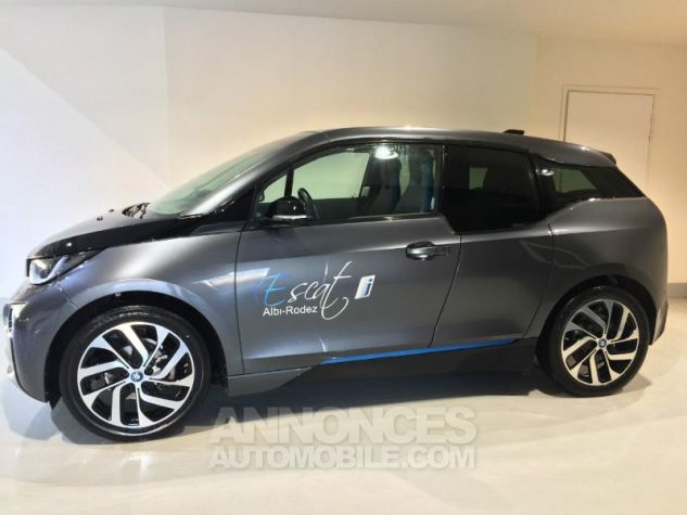 BMW i3 60Ah REx Urban Life Lodge Mineral Grey metallise avec li Occasion - 3