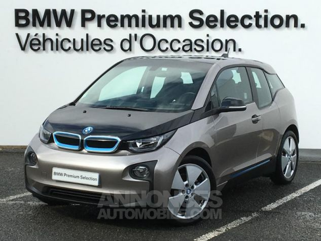 BMW i3 REx Urban Life ANDESITE SILVER Occasion - 0