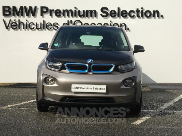 BMW i3 REx Urban Life ANDESITE SILVER Occasion - 3