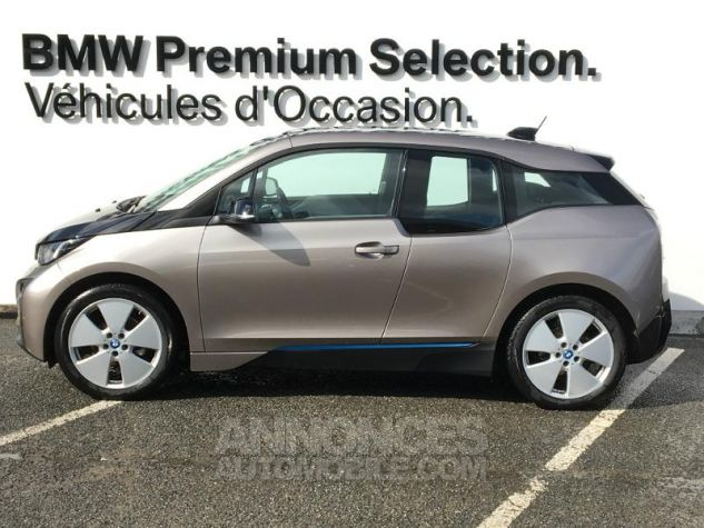 BMW i3 REx Urban Life ANDESITE SILVER Occasion - 5