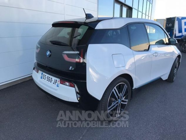 BMW i3 Urban Life Capparis White uni avec lisere Occasion - 4
