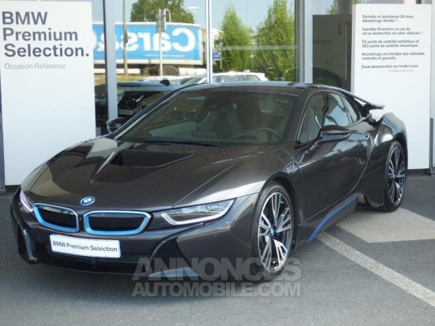 BMW i8 362ch Pure Impulse GRIS F Occasion - 0