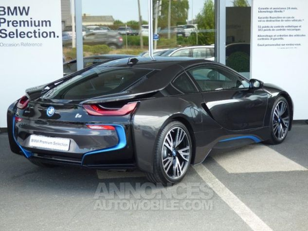 BMW i8 362ch Pure Impulse GRIS F Occasion - 1