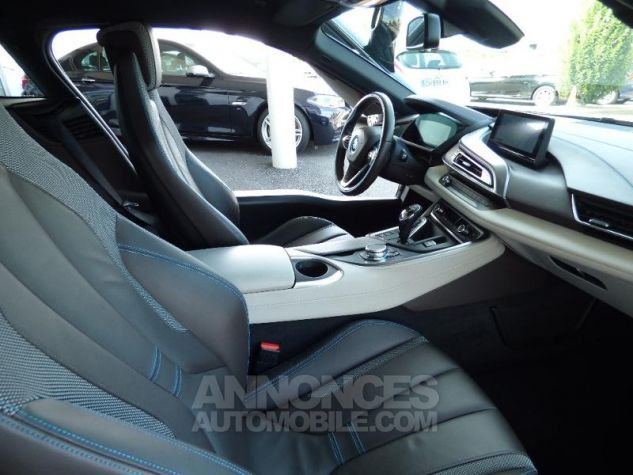 BMW i8 362ch Pure Impulse GRIS F Occasion - 2