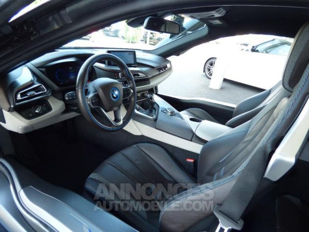 BMW i8 362ch Pure Impulse GRIS F Occasion - 3