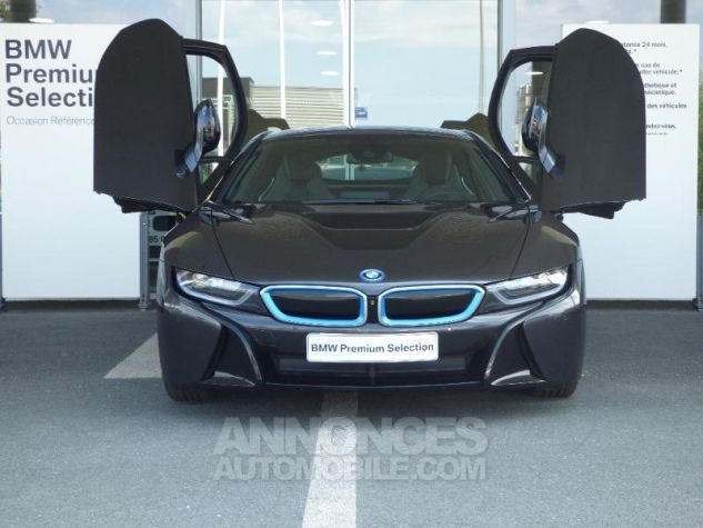 BMW i8 362ch Pure Impulse GRIS F Occasion - 7