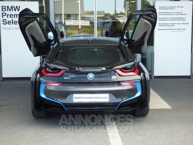 BMW i8 362ch Pure Impulse GRIS F Occasion - 9