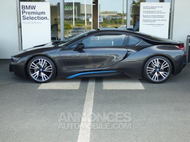 BMW i8 362ch Pure Impulse GRIS F Occasion - 10