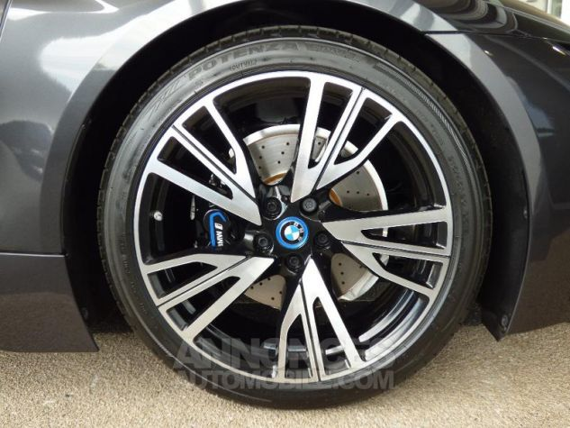BMW i8 362ch Pure Impulse GRIS F Occasion - 11