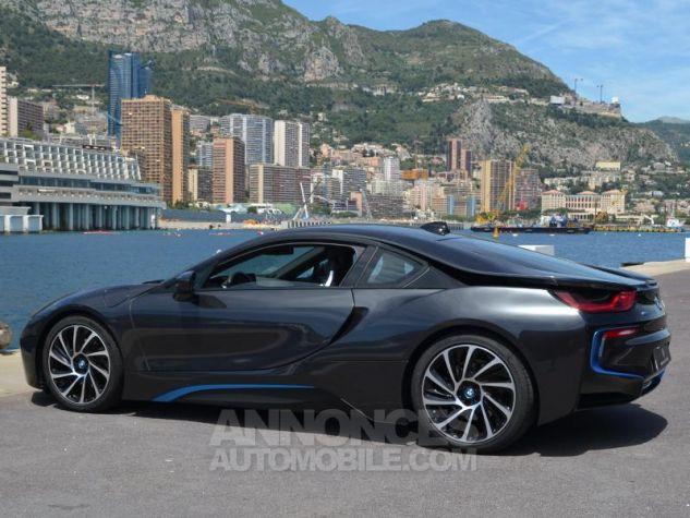 BMW i8 362ch Pure Impulse Noir Métal Occasion - 8