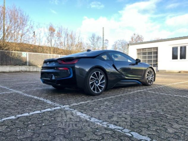 BMW i8 I12 362CH PURE IMPULSE GRIS Occasion - 5