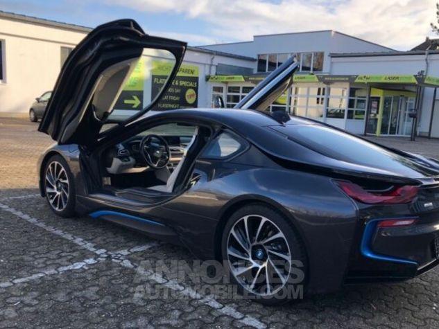 BMW i8 I12 362CH PURE IMPULSE GRIS Occasion - 7