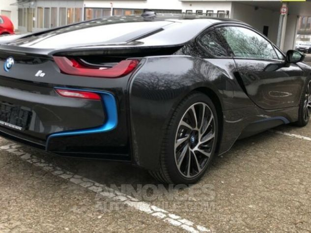 BMW i8 I12 362CH PURE IMPULSE GRIS Occasion - 13