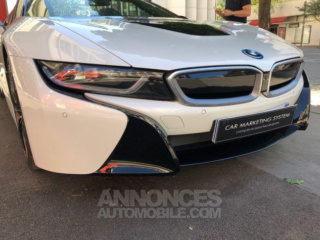 BMW i8 ROADSTER 374 BVA6 Blanc Leasing - 3
