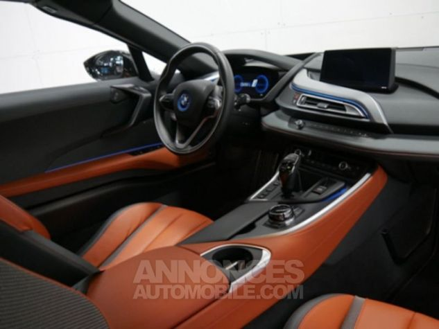 BMW i8 ROADSTER FROZEN GREY ORANGE  Occasion - 3