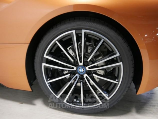 BMW i8 ROADSTER FROZEN GREY ORANGE  Occasion - 8