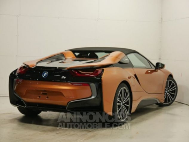 BMW i8 ROADSTER FROZEN GREY ORANGE  Occasion - 10