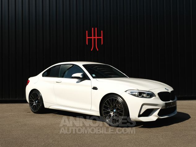 BMW M2 COMPETITION DKG7 Blanc Alpin Occasion - 2