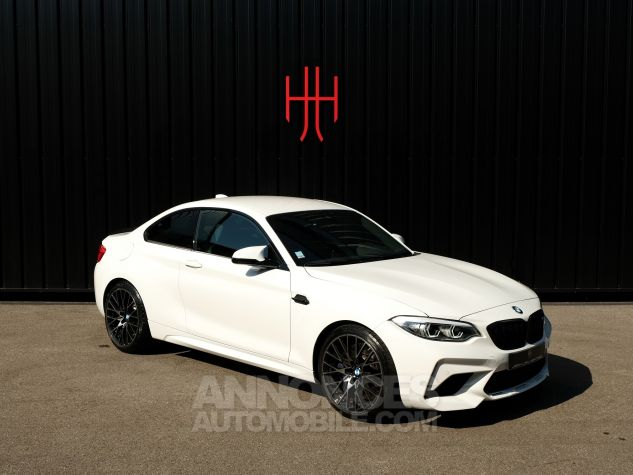 BMW M2 COMPETITION DKG7 Blanc Alpin Occasion - 4