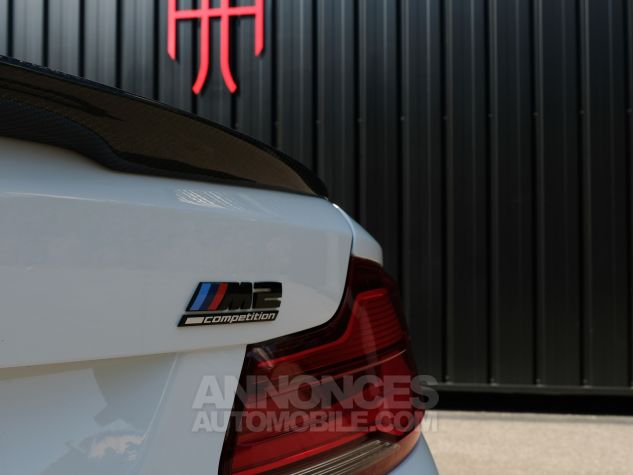BMW M2 COMPETITION DKG7 Blanc Alpin Occasion - 6